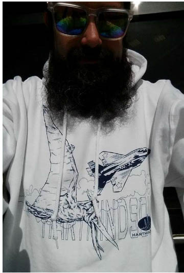 Custom printed hoodies Portland