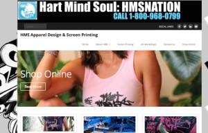 Hart Mind Soul website