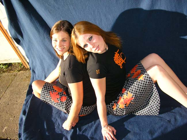 pdx girls shirt