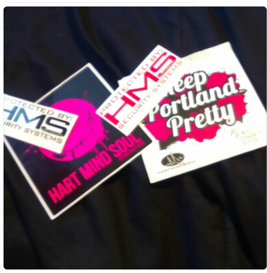 hms nation security stickers