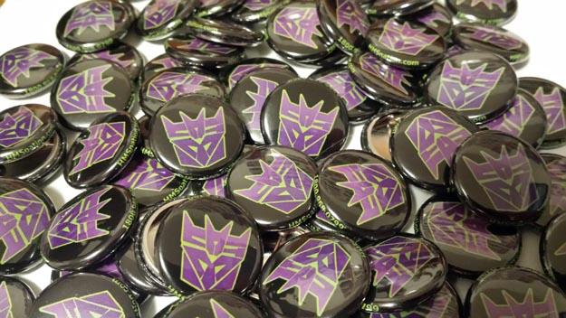 custom buttons portland oregon