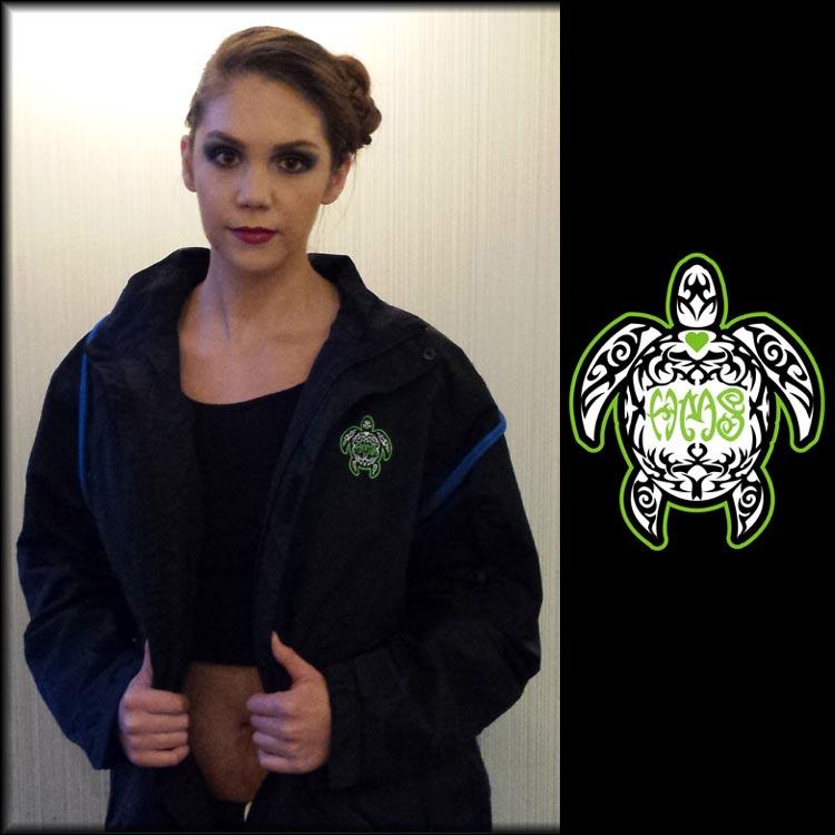 Portland rain jacket