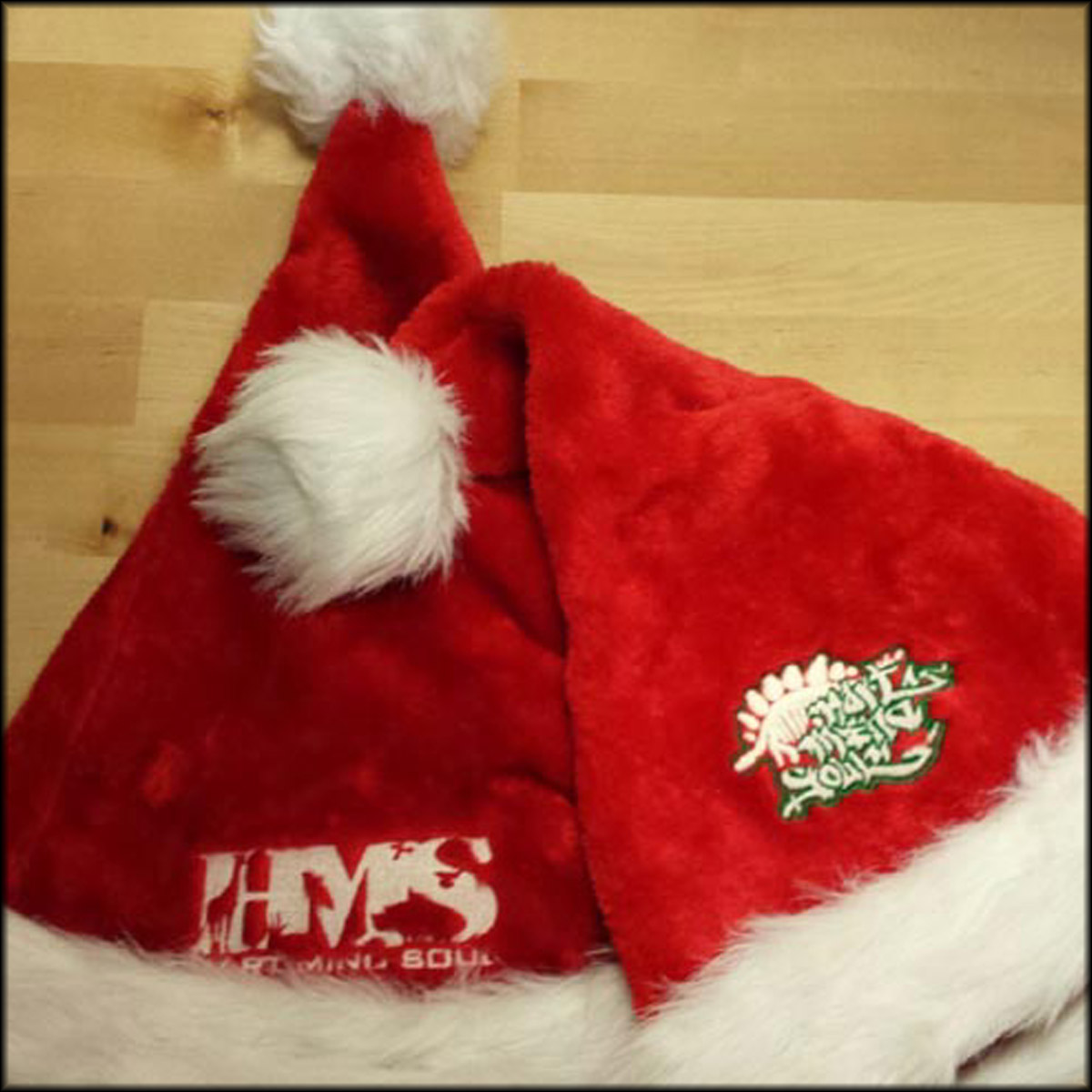 santa hats portland custom