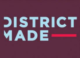 district made shirts Portland