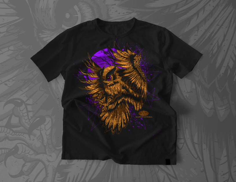 Heart Mind Soul T shirt