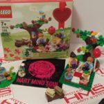 free lego valentines day set