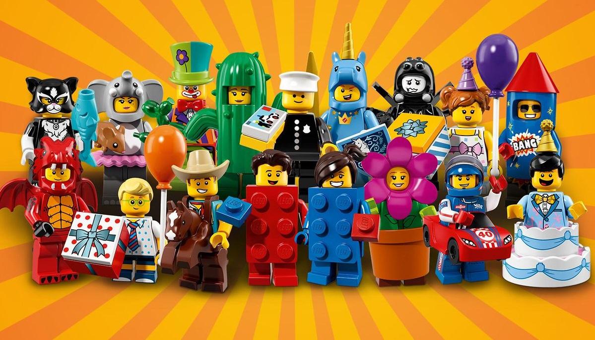 LEGO-Minifigures-Series-18-Free