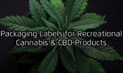 Buy Cannabis Packaging Labels