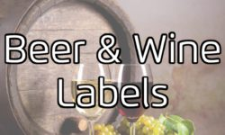 Buy Custom Beer And Wine Labels Near Me