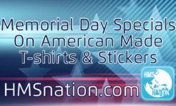 Memorial Day Specials on American Made T Shirts near me