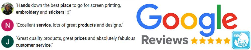 Screen Printing Reviews