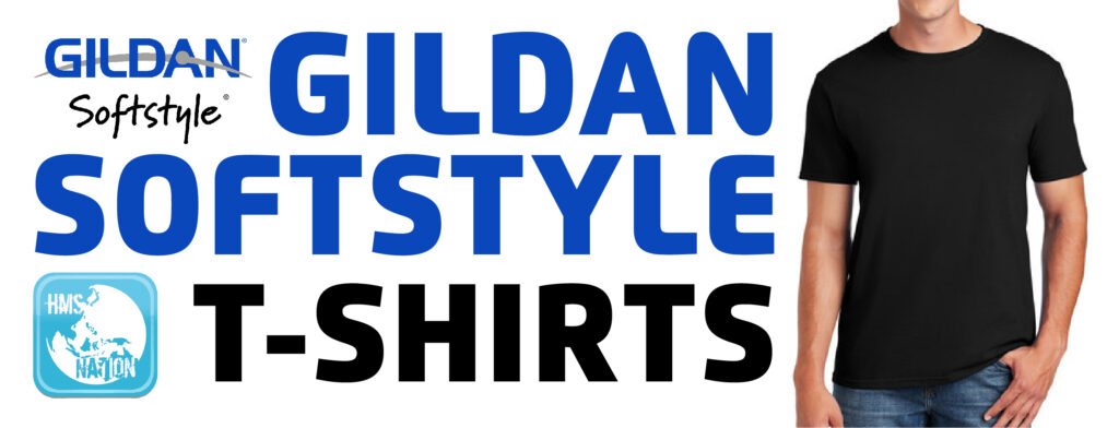 Gildan SoftStyle Tee Shirts on sale