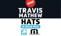 New Travis Mathew Hats