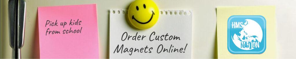 buy custom magnets online