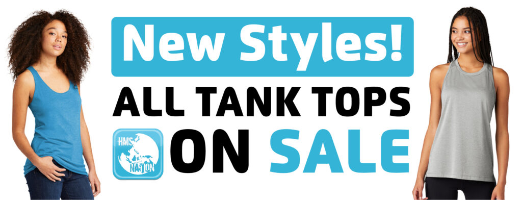 New Tank Top Styles For 2021